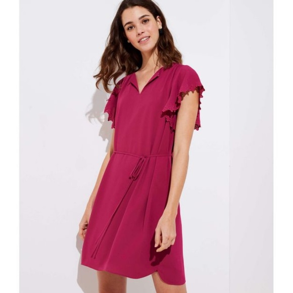 LOFT Dresses & Skirts - LOFT pink dress *NYC*